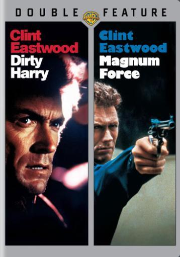 Dirty harry/magnum force (dvd/2 disc/dbfe) 1524828