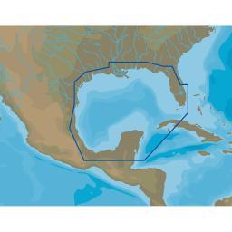 C-map na-y064 max n+ microsd gulf of mexico
