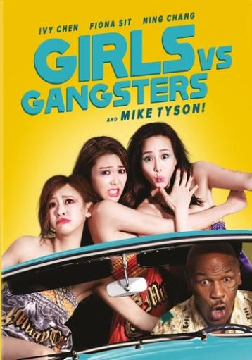 Girls vs gangsters (dvd)