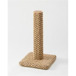 Sustainable Lifestyles 20-post-sunlight 20 in. Sisal Cat Scratching Post - Sunlight
