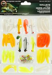 Ready 2 fish r2fk2-wleye3 rtf walleye 3 kit