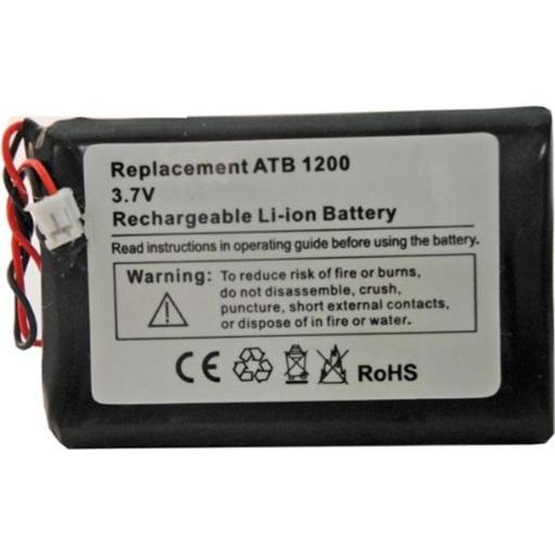 Ultralast Replacement BATTERY for RTI Remote