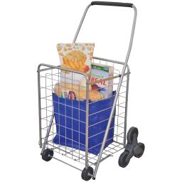 Helping hand(r) fq39905 3-wheel stair-climbing folding cart