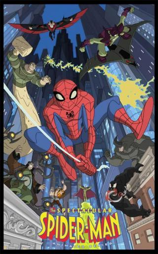 The Spectacular Spider-Man Movie Poster (11 x 17) 5CDQL8NSFPKBVIWK