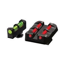 Hi-viz glt178 hiviz glock interchange sight set