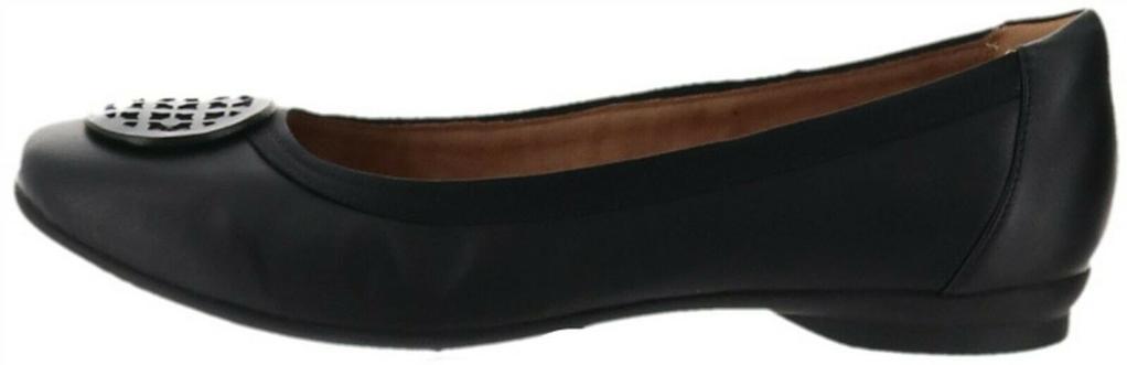 Clarks Artisan Leather Ballet Flats Candra Blush NEW A299826
