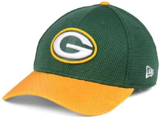 the latest 89fe8 20227 Green Bay Packers NFL New Era 39Thirty Sideline Stretch Fitted Hat