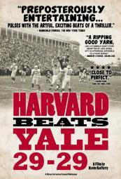 Harvard Beats Yale 29-29 Movie Poster (11 x 17) MOVII2633