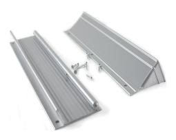 """M-d Building Products 28555 Mail Slot With Hood, 13"""" X 3-3/8"""""""