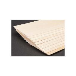 Midwest Products 4451 Basswood Siding 1/4 Clapbord
