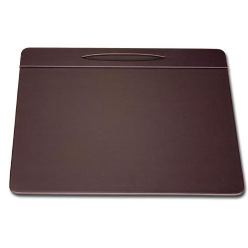 Dacasso P3423 Leather 17x14 Conference Table Pad with Pen Well