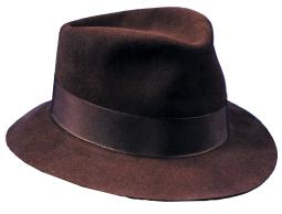 Fedora Dlx Brown Xl GA66XL