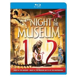 NIGHT AT THE MUSEUM 1 & 2 (BLU-RAY) 24543983149
