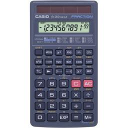Casio computer co., ltd fx-260solar scientific calculator fx-260slr-pk