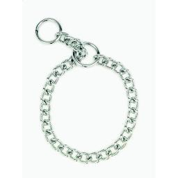 Coastal pet products 00110-g2022 silver coastal pet products herm. sprenger dog chain training collar 2.0mm 22 silver