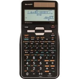 Sharp calculator elw516tbsl sharp adv sci calc 4 line disp