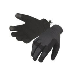 5ive Star Gear Touch Screen Compatible Tactical Assault Gloves, Black