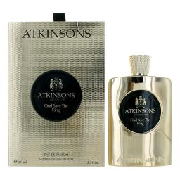 Oud Save the King by Atkinsons, 3.3 oz EDP Spray for Men