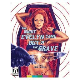 Night evelyn came out of the grave (blu-ray) BRAV054