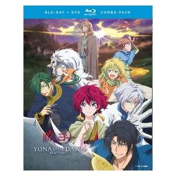 Yona of the dawn-part two (blu-ray/dvd combo/4 disc) BRFN01433