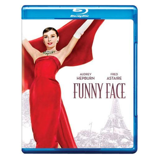 Funny face (blu ray) (ws/5.1 dts-hd) 1300022