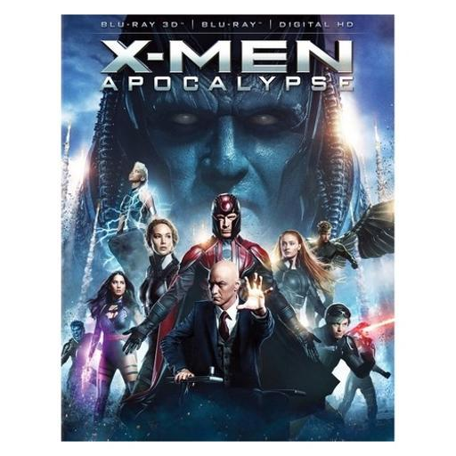 X-men-apocalypse (blu-ray/3d/2d/digital hd) (3-d) LDB2MEEPX668NJLX