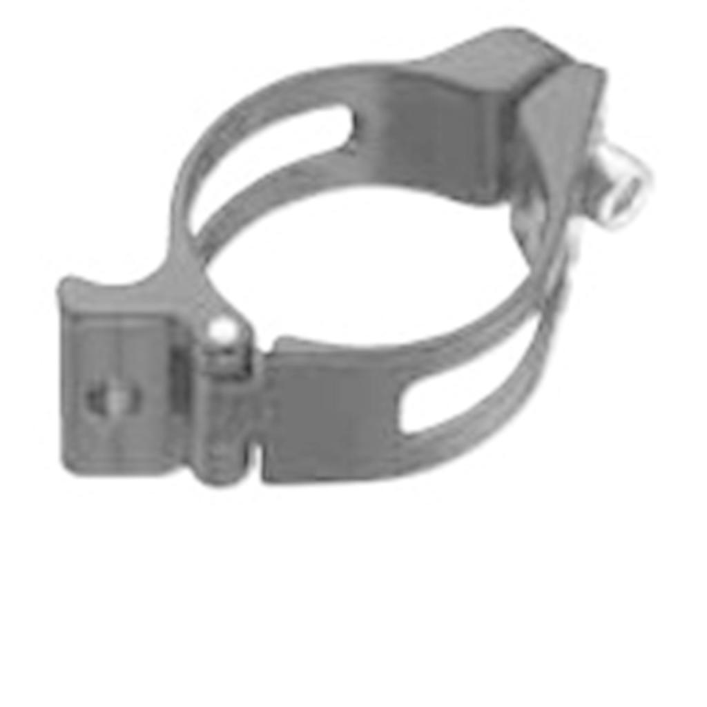Cinelli f/d clamp 33 w/logo