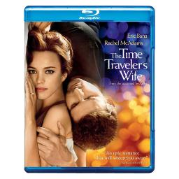 Time travelers wife (blu-ray/dc/dvd) BRN095396