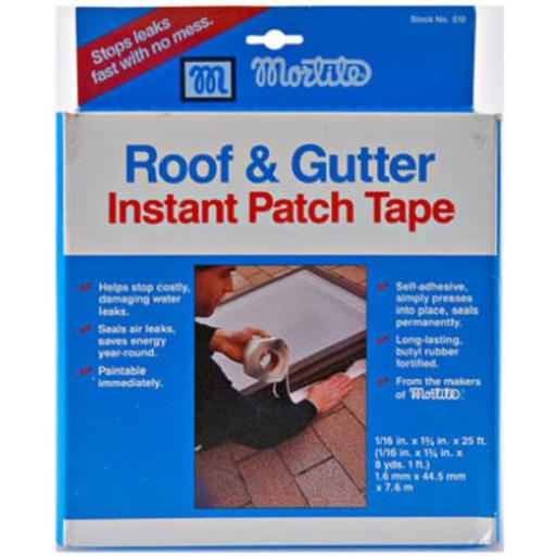 Thermwell 510 Roof And Gutter Instant Patch Tape