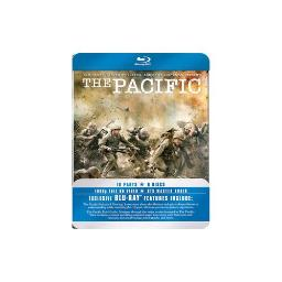 PACIFIC (BLU-RAY/6 DISC/FF-4X3) 883929080632