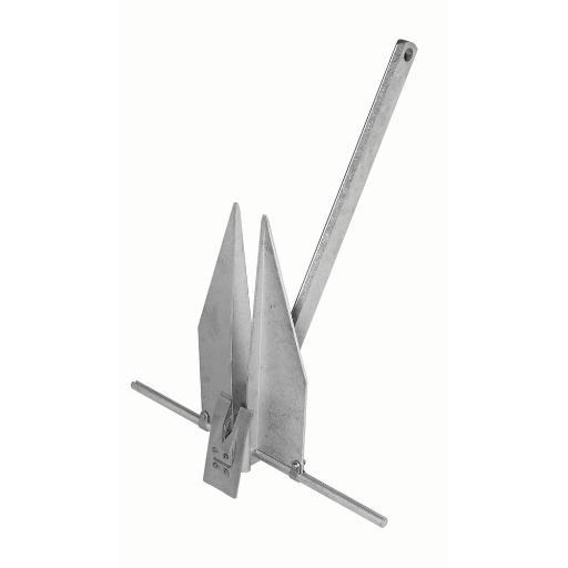 FORTRESS GUARDIAN G-7 ANCHOR 4 LBS FOR BOATS 17'-22'