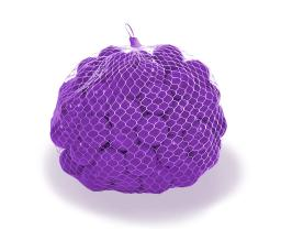 Upper Bounce Crush Proof Plastic Trampoline Pit Balls 500 Pack - Purple