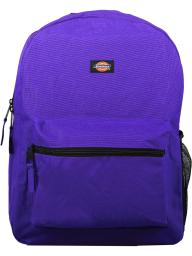 Dickies Student Polyester Backpack - Grape