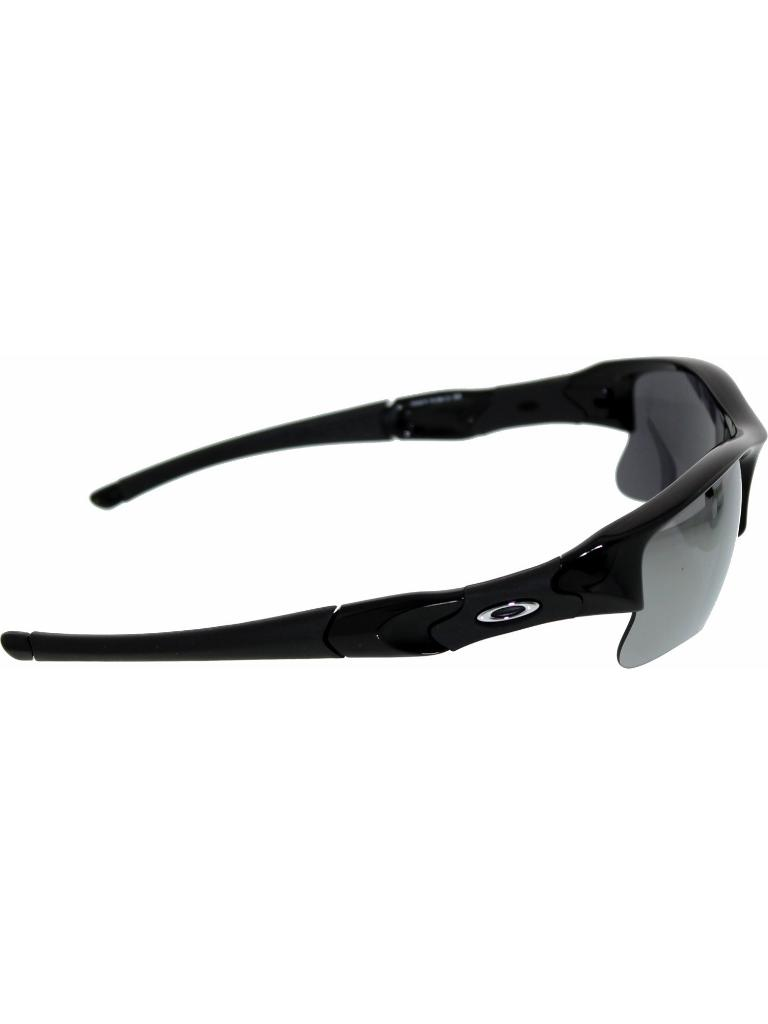 e972d03579d7 OAKLEY Oakley Men's Flak Jacket XLJ 03-915 Black Wrap Sunglasses Oakley |  massgenie.com