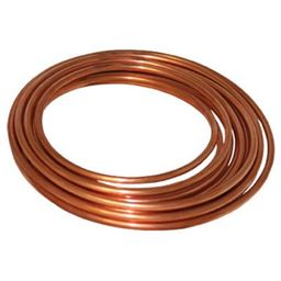 "MUELLER STREAMLINE CO CU06020 3/8"" x20' Util COP Tube"