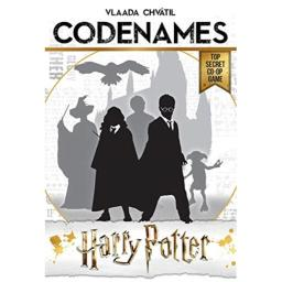 USAOPOLY CODENAMES: Harry Potter Board Game   Based on Harry Potter Films   Officially Licensed Harry Potter Game   Harry Potter Merchandise
