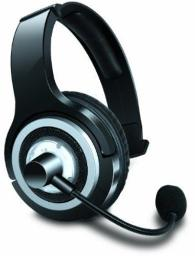 dreamGEAR-PS4 Prime Solo Single Ear Wired Gaming Headset - Echo Free Boom Mic and Inline Volume/Mute Controls