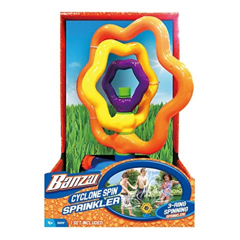 BANZAI Cyclone Spin Sprinkler