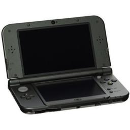 NINTENDO REDSVAAA 3DS XL System New Black