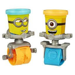 Play-Doh Featuring Despicable Me Minions Stamp and Roll Set