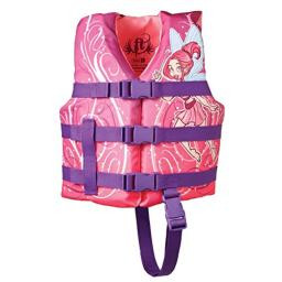 Full Throttle Child Character Life Vest Pixie (30-50 Pounds)