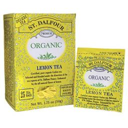 Lemon Tea (Organic) St. Dalfour 25 Bag