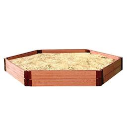 Frame It All 300001228 Sandbox Kit With Collapsible Cover