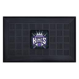Fanmats 11425 NBA Sacramento Kings Vinyl Medallion Door Mat