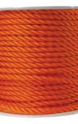 Wellington Rope Poly 358 Lb. Yellow 300 ' Length Twisted