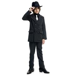 Charades Gangster Suit Children's Costume, X-Large