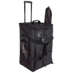 "Arriba Case AS185 Larger Rolling Speaker Bag for 15"" Speakers"