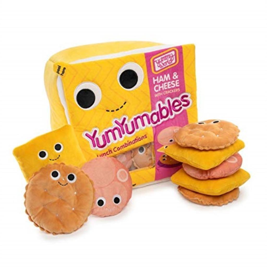 Yummy World Zoey and The YumYumables XL Plush