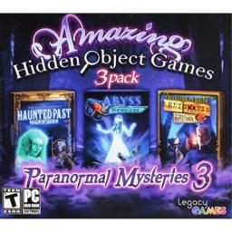 Avanquest Amazing Hidden Object Paranormal Mysteries 3 Game