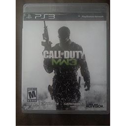 PS3 Call of Duty MW3
